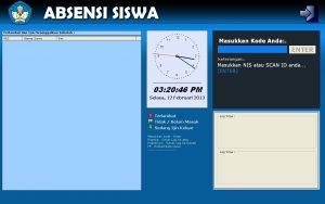 download aplikasi absensi siswa berbasis web gratis