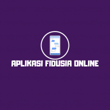 Aplikasi Fidusia Online